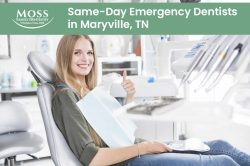 Moss Family Dentistry – Same-Day Emergency Dentists in Maryville, TN