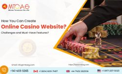 Online Casino Website development