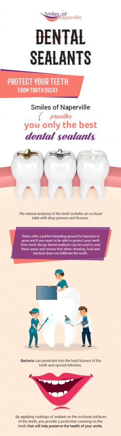 Protect your Teeth from Decay with Dental Sealants from Smiles of Naperville