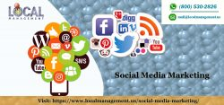 Social Media Marketing with Local Management