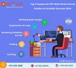 Top 5 Awesome PHP Web Performance Guide to Escalate Success Rate