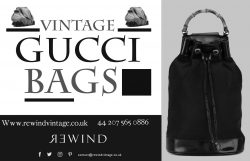 Vintage Gucci Bags At Rewind Vintage Affairs