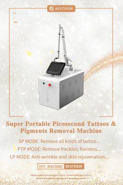 portable laser tattoo removal machine manufacturer