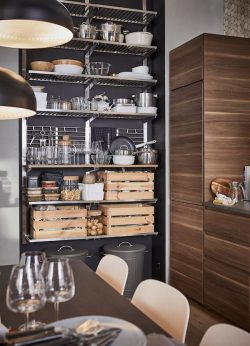 A kitchen fit for open plan living – IKEA