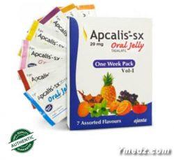 Buy Apcalis Jelly online in UK
