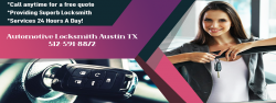Automotive Locksmith Austin TX