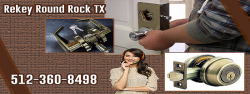 Rekey Round Rock TX