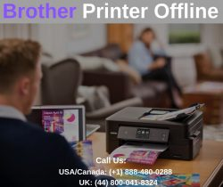 How To Solve If Brother Printer Going Offline – Brother Printer UK