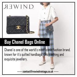 Buy chanel bags online