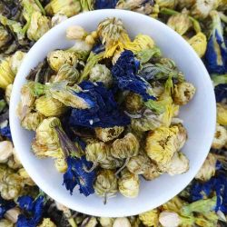 Chrysanthemum Blue Tea