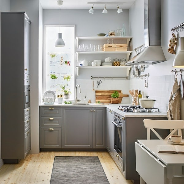 Compact living meets classic design – IKEA