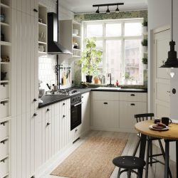 Cosy cottage kitchen in the big city – IKEA
