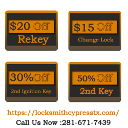 Locksmith Cypress TX