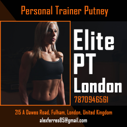 Elite PT London Personal Trainer Putney