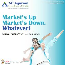 Mutual Funds won't let you down