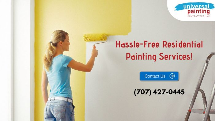 Exceptional Residential Painting Services