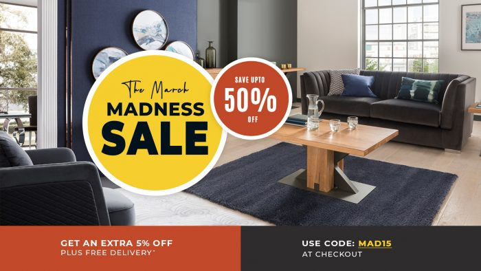Furniture Offers: 50% OFF On Online