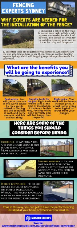 Where To Find the best fencing contractors