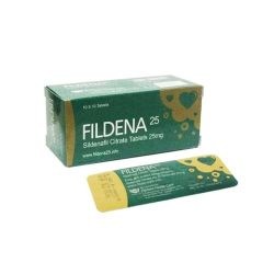 Buy, Order, Purchase Fildena 25 Online