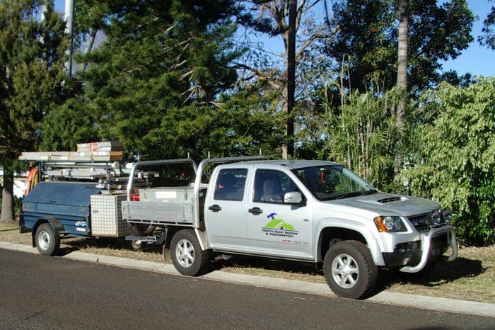 Perth Roof Repair & Restoration Ute