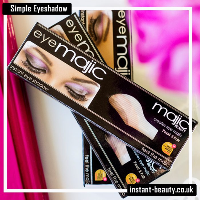 Instant-beauty Simple Eyeshadow