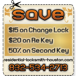 Residential Locksmith Houston TX