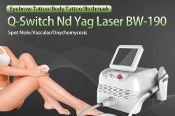 portable laser tattoo removal machine manufacturer in China
