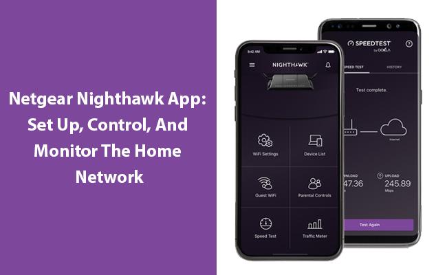 How to Configure Netgear Router Using Nighthawk App