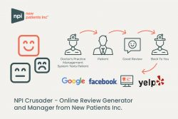 NPI Crusader – Online Review Generator and Manager from New Patients Inc