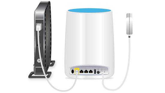 Netgear Orbi AC3000 Router: Better WiFi Everywhere
