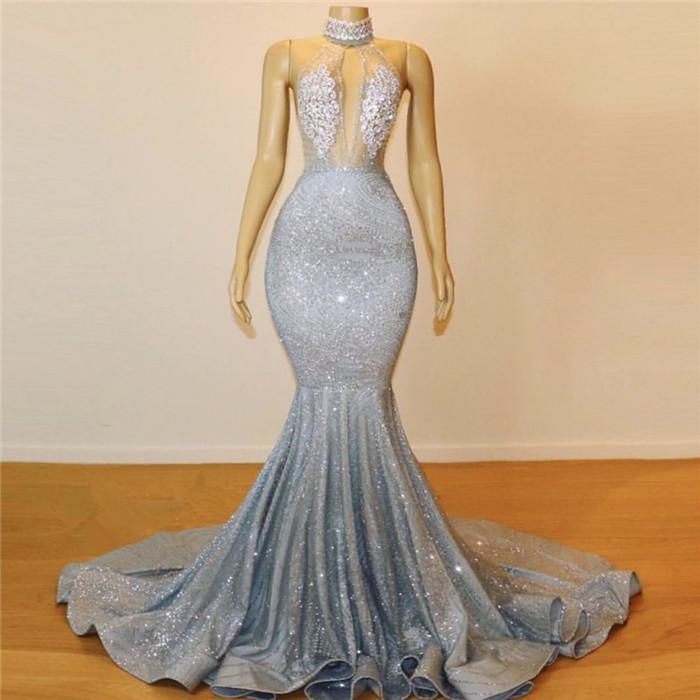 Elegante Abendkleider Lang Günstig | Abiballkleider online Kaufen