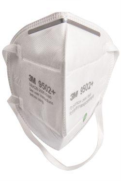 Gesichtsmasken Mundschutzmaske N95 Atemschutzmaske Anti Hypoallergene Maske 10 Stück