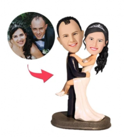 Custom Bobbleheads from your photos││Save 60% Now││From £45.95 – MyCustomBobbleheadsUK