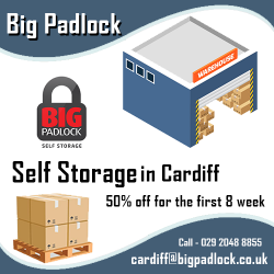 Self Storage in Cardiff