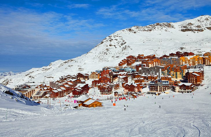 Albertville and Surrounding Ski Resorts