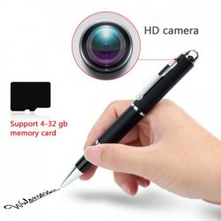 32G Full HD Pen spy Camera