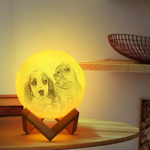 photo moon lamp