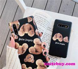 Palm Angels Kill The Bear Galaxy S10+ケース パーム エンジェルス GalaxyS10ケース ブランド Galaxy  ...