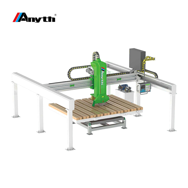 Efficiency Stone Cutting Machine