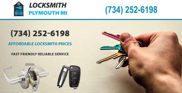 Locksmith Plymouth MI