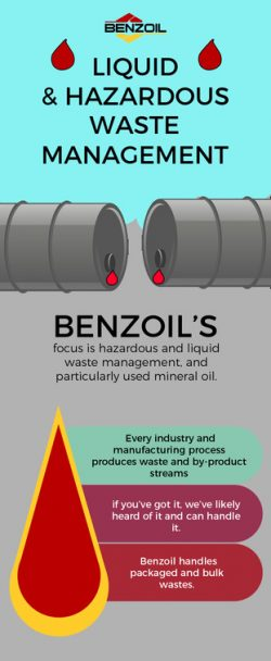 Benzoil – Handling Liquid & Hazardous Waste