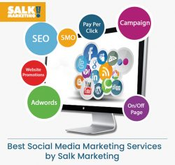 Best Social Media Marketing Services by Salk Marketing