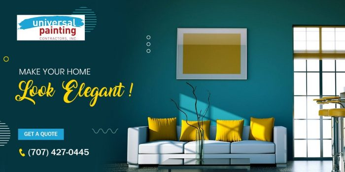 Bring New Color To Your Home With Interior Painting!