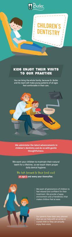 Butler Family Dental – Children's Dentistry in Eugene, OR