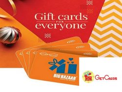 Buy Gift Cards & E-Gift Vouchers Online In India   Getcards