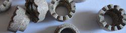 Ceramic ferrule