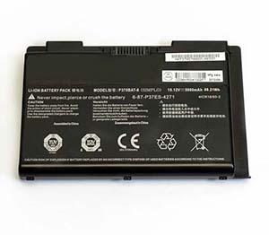 5900mAh 15.12V For Clevo X900