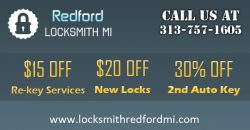 Locksmith Redford MI