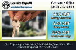 Locksmith Wayne MI