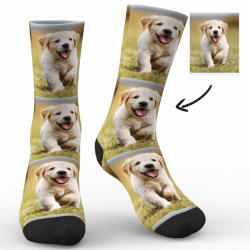 Custom Your Photo Socks